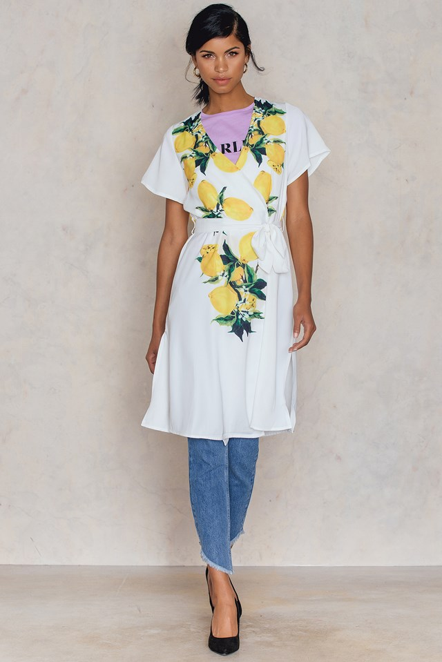 Sukienka Inno White