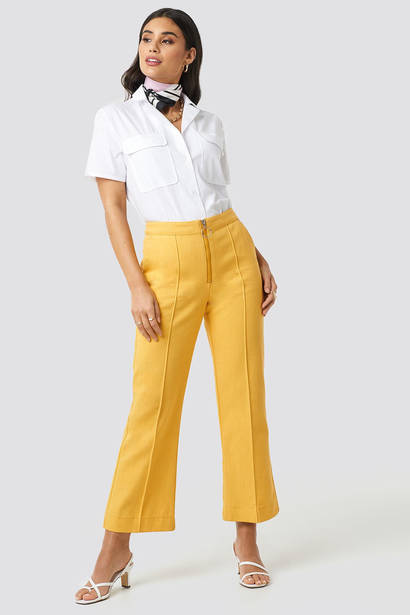 Lydie Trousers NA-KD.COM