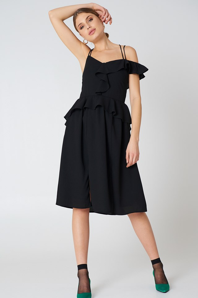 Mila Dress Black