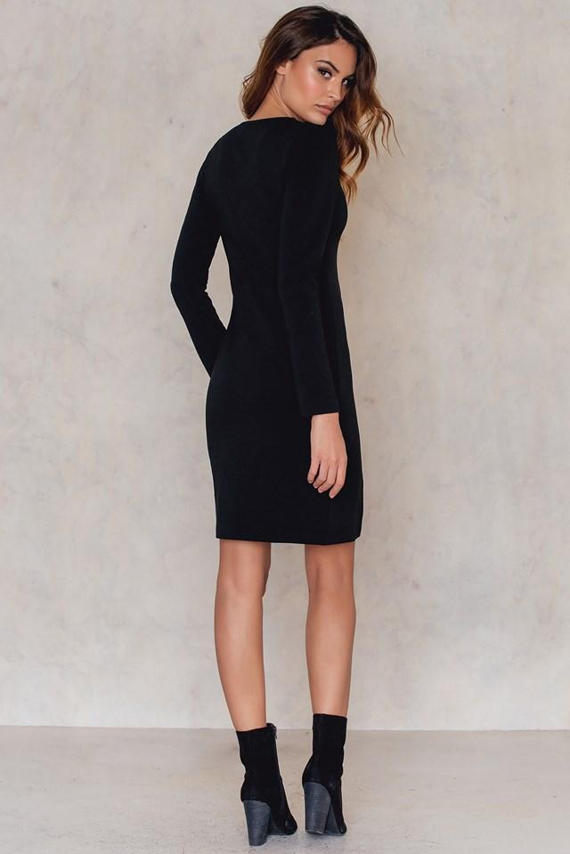 Nell Dress Black