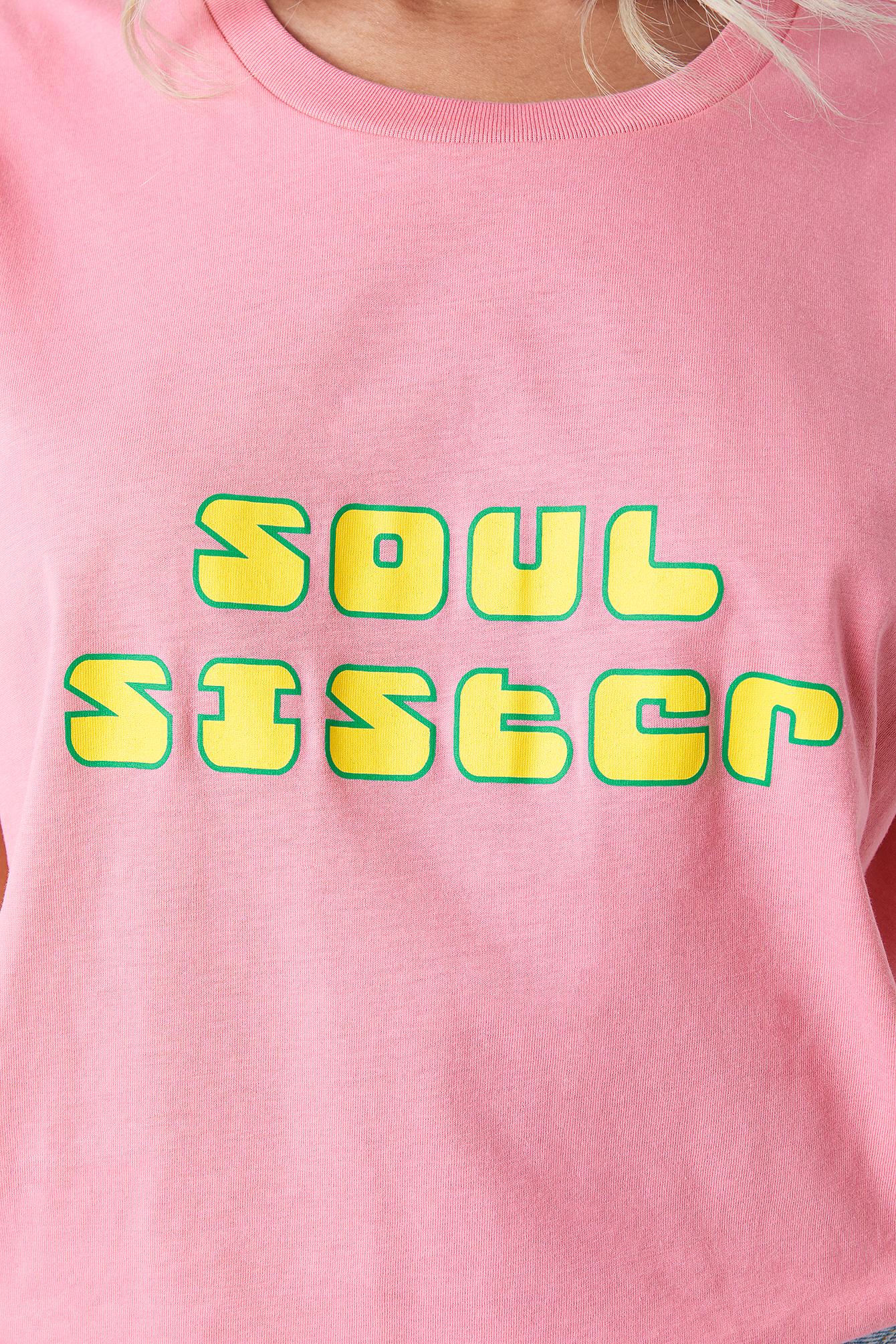 Soul Tee NA-KD.COM