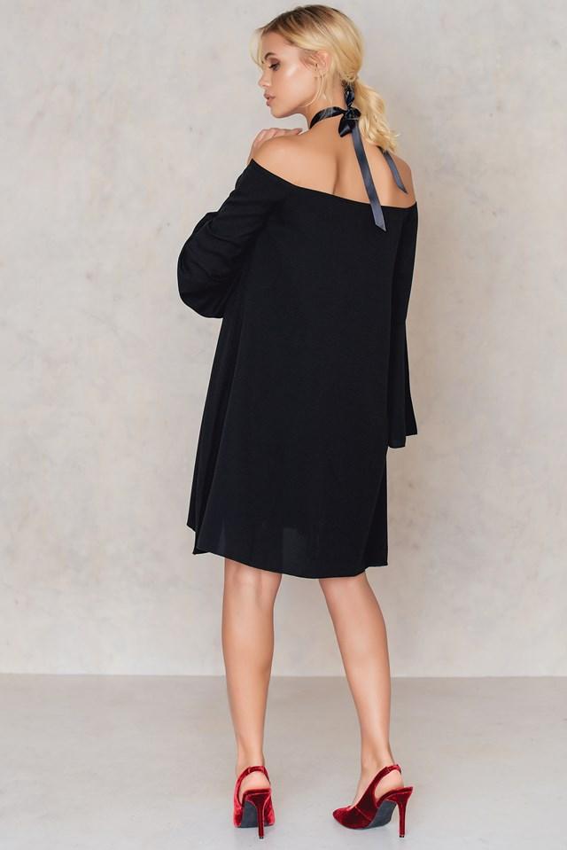 Anri Dress Black
