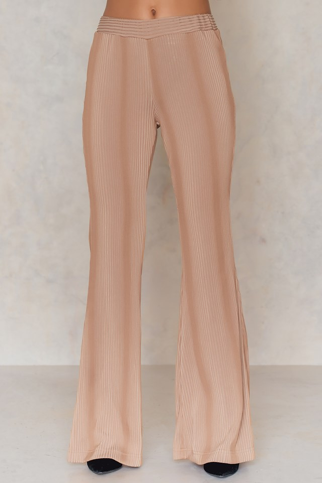 Fuyu Trousers toffee