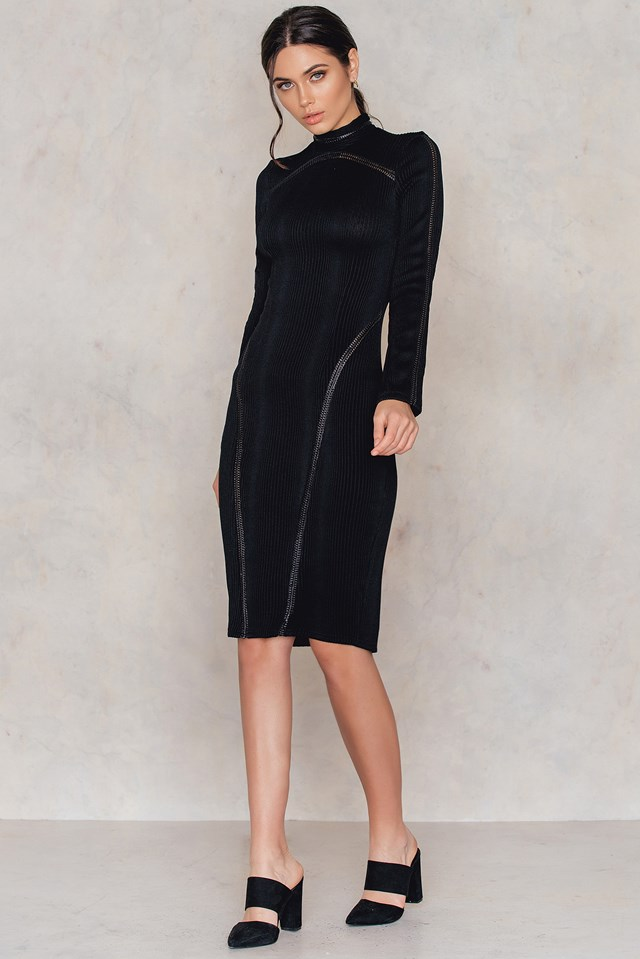 Koemi Dress Black