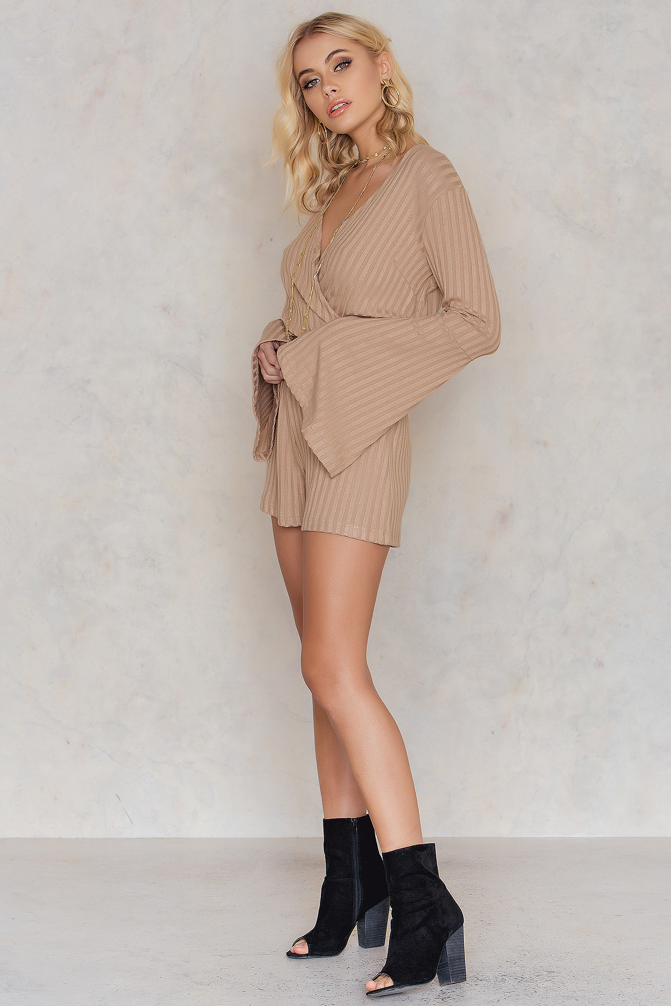 toffee Koko Playsuit