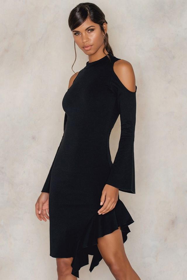 Kumi Dress Black