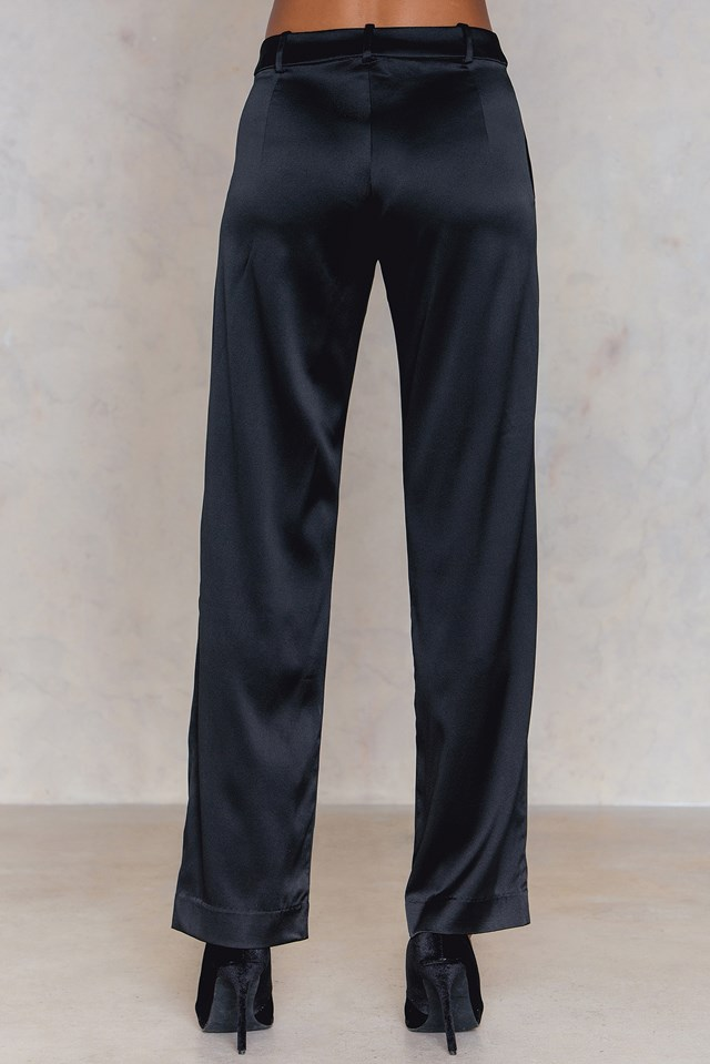 Amy Trousers Black