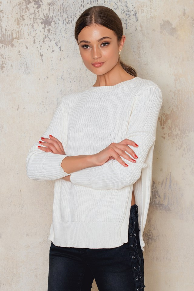 Alegra knit Cream