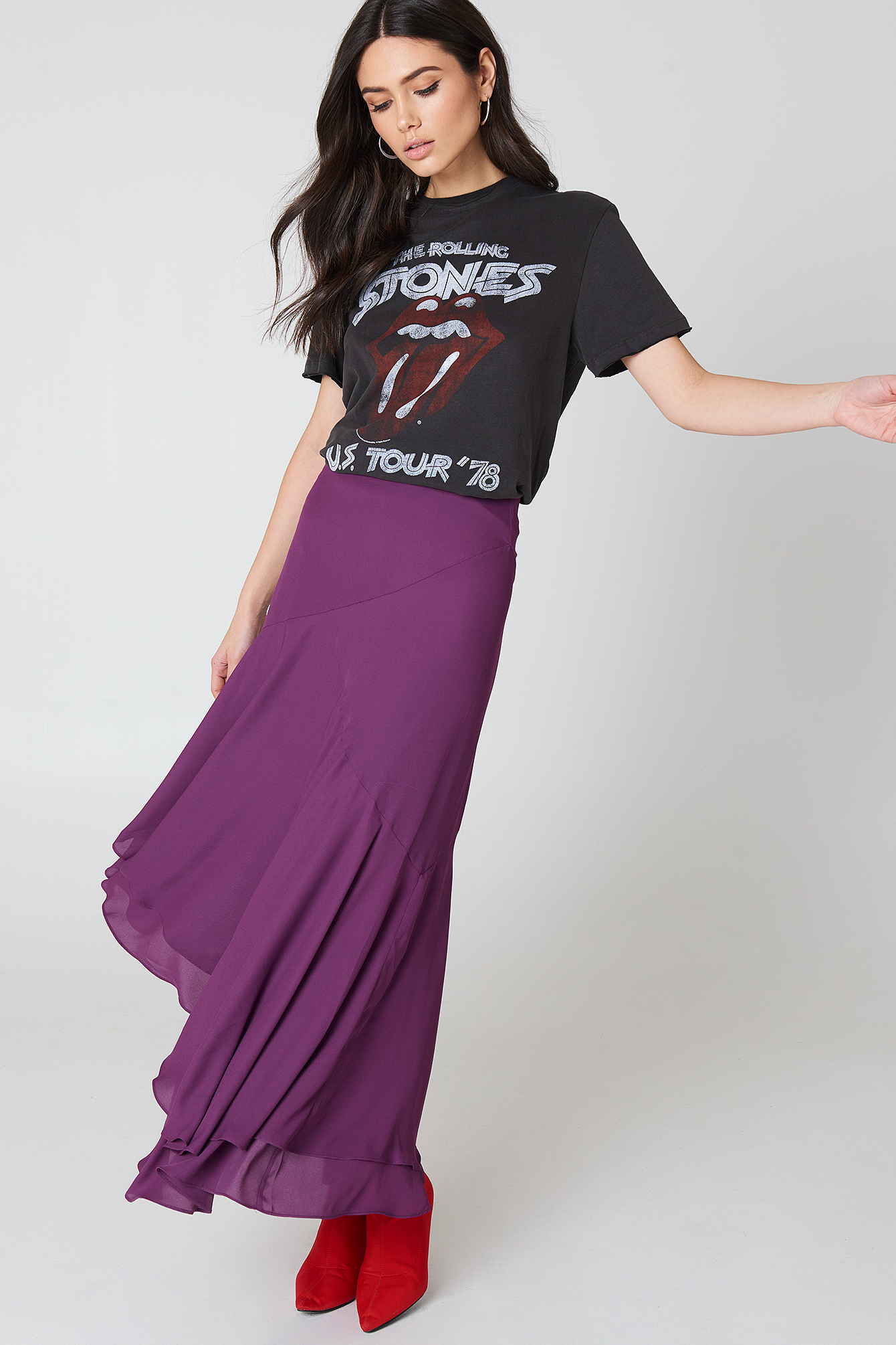 The Rolling Stones Tour 78 T-Shirt NA-KD.COM