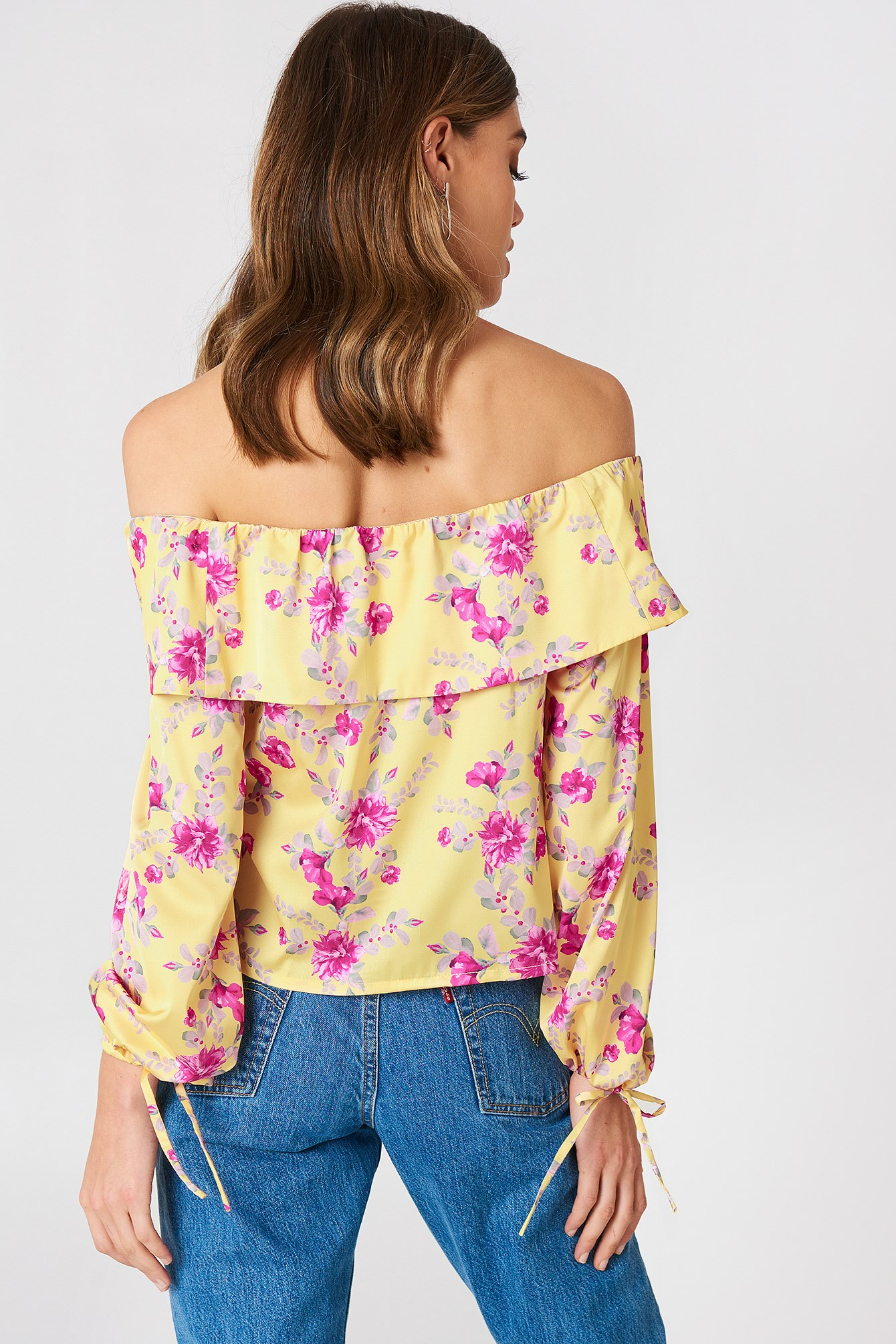 Off Shoulder Blouse  NA-KD.COM