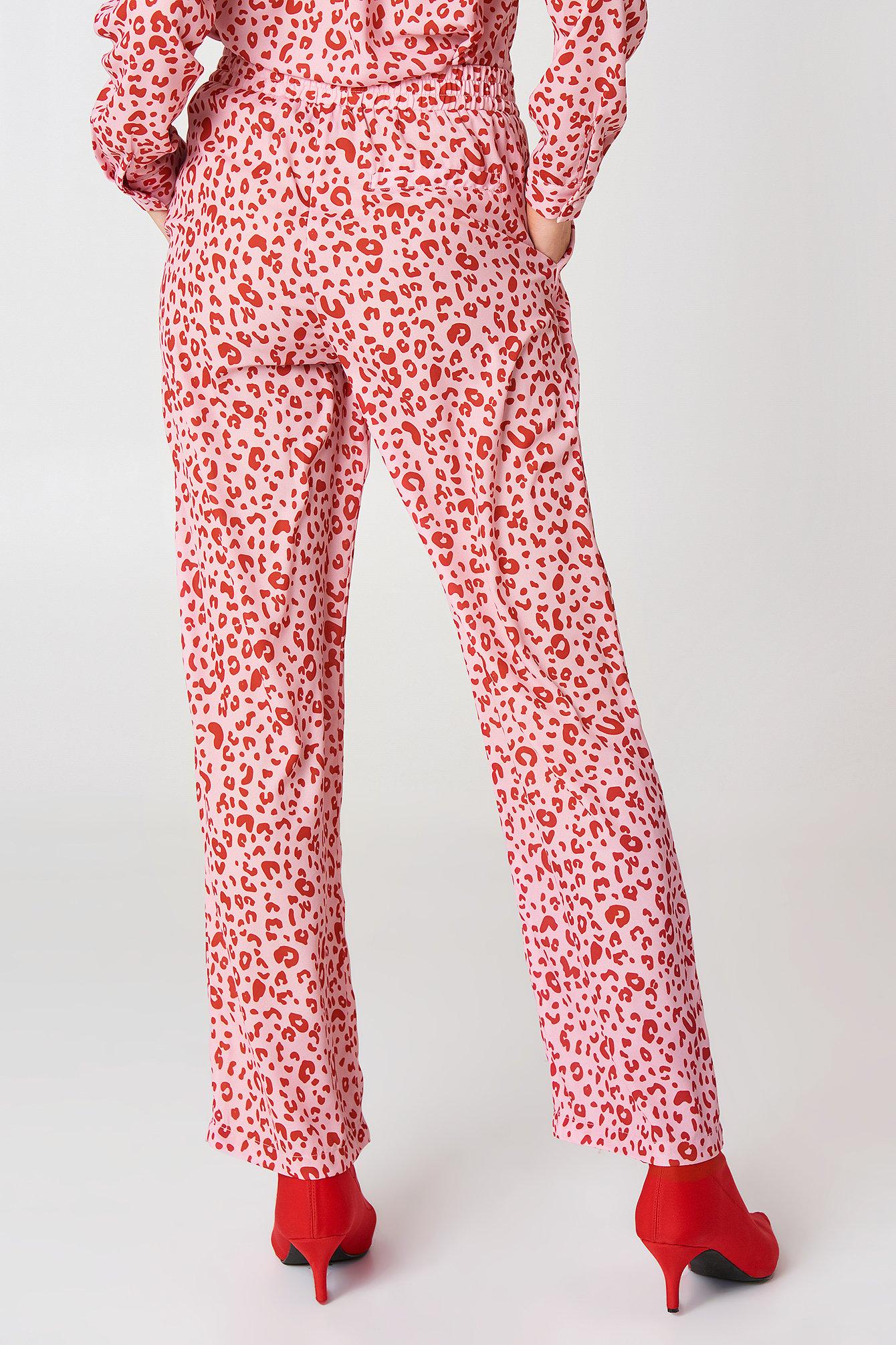 Straight Leg Pants NA-KD.COM