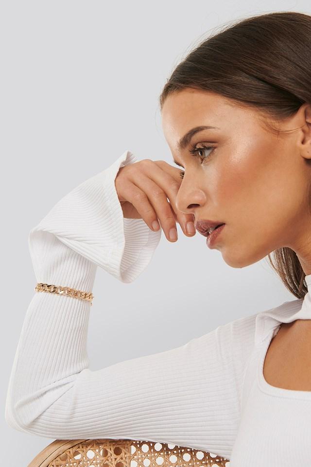 Anette Hovland Bracelet Gold