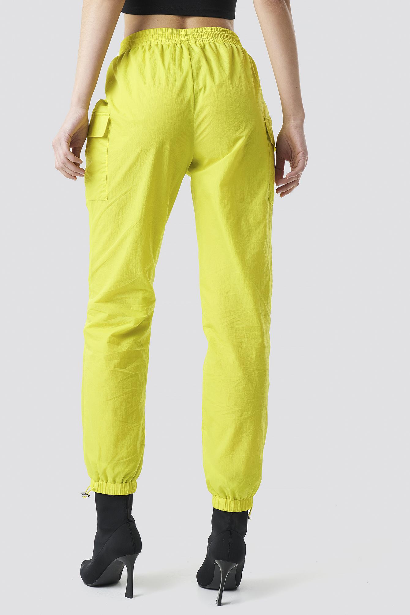 Side Pocket Track Pants NA-KD.COM