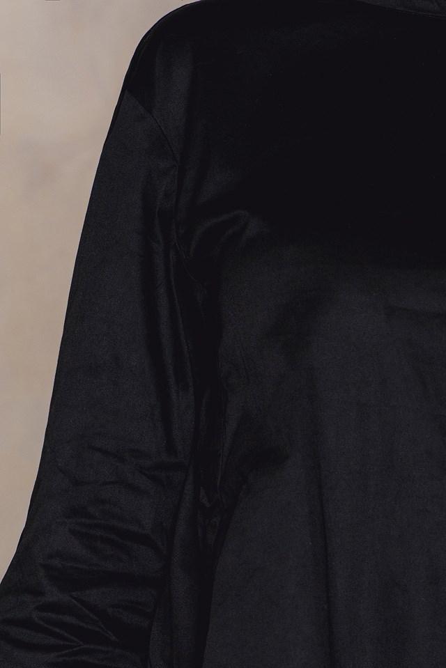 Hearts Die Hard Dress Black