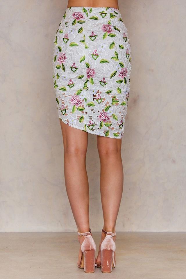 Treasured Piece Skirt Floral