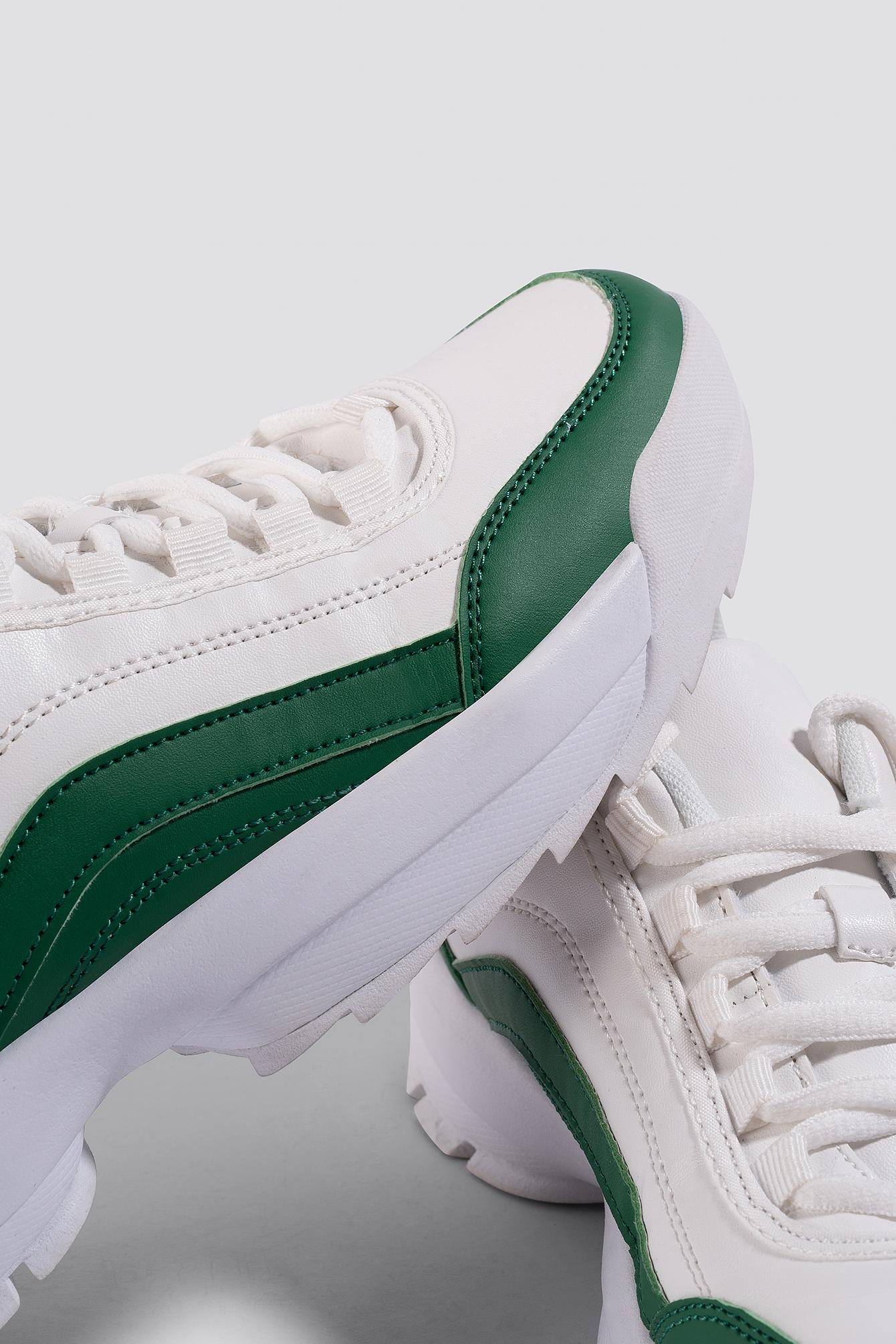 Contrast Sneaker NA-KD.COM