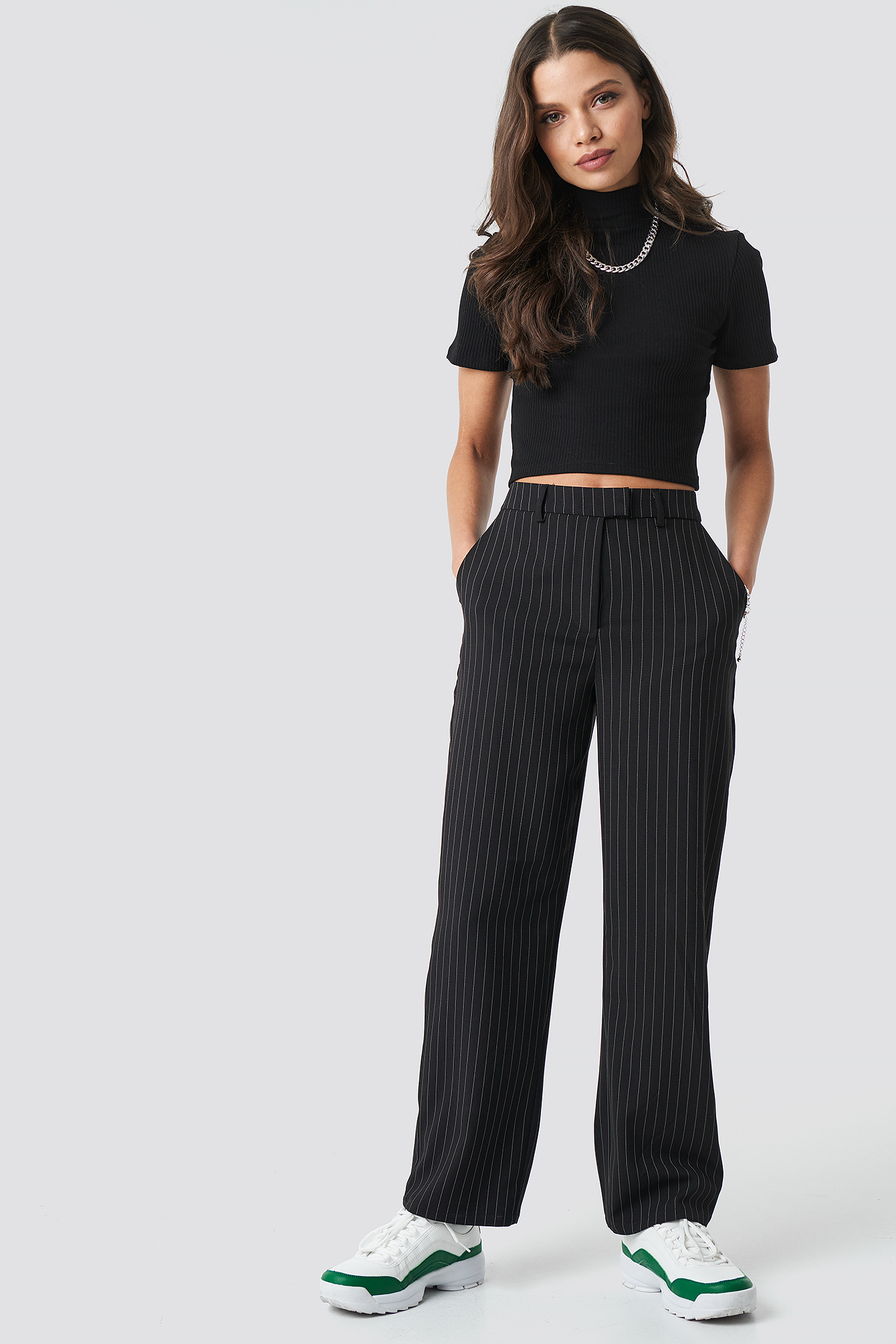 Pinstripe Pants NA-KD.COM