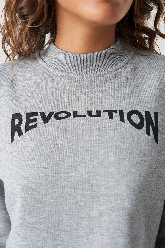 Revolution Cropped Sweater NA-KD.COM