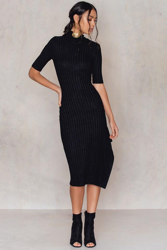 Elen Dress Black