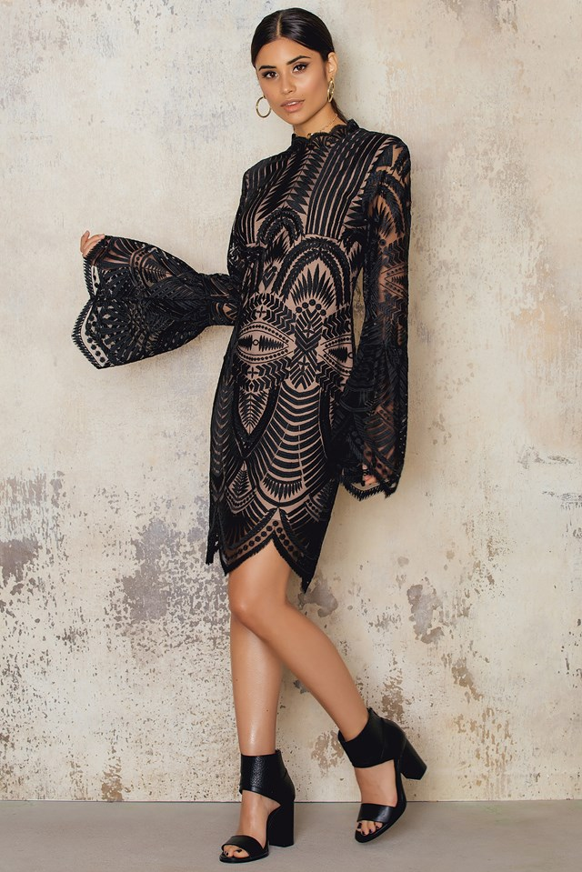 Emmie Dress Black