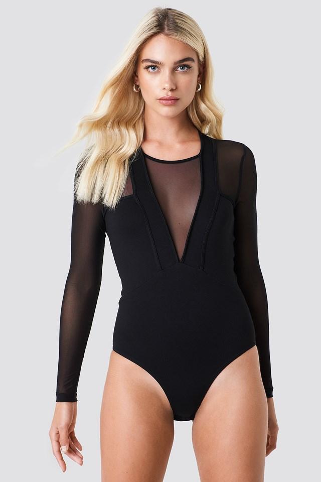 Layla Bodysuit NA-KD.COM