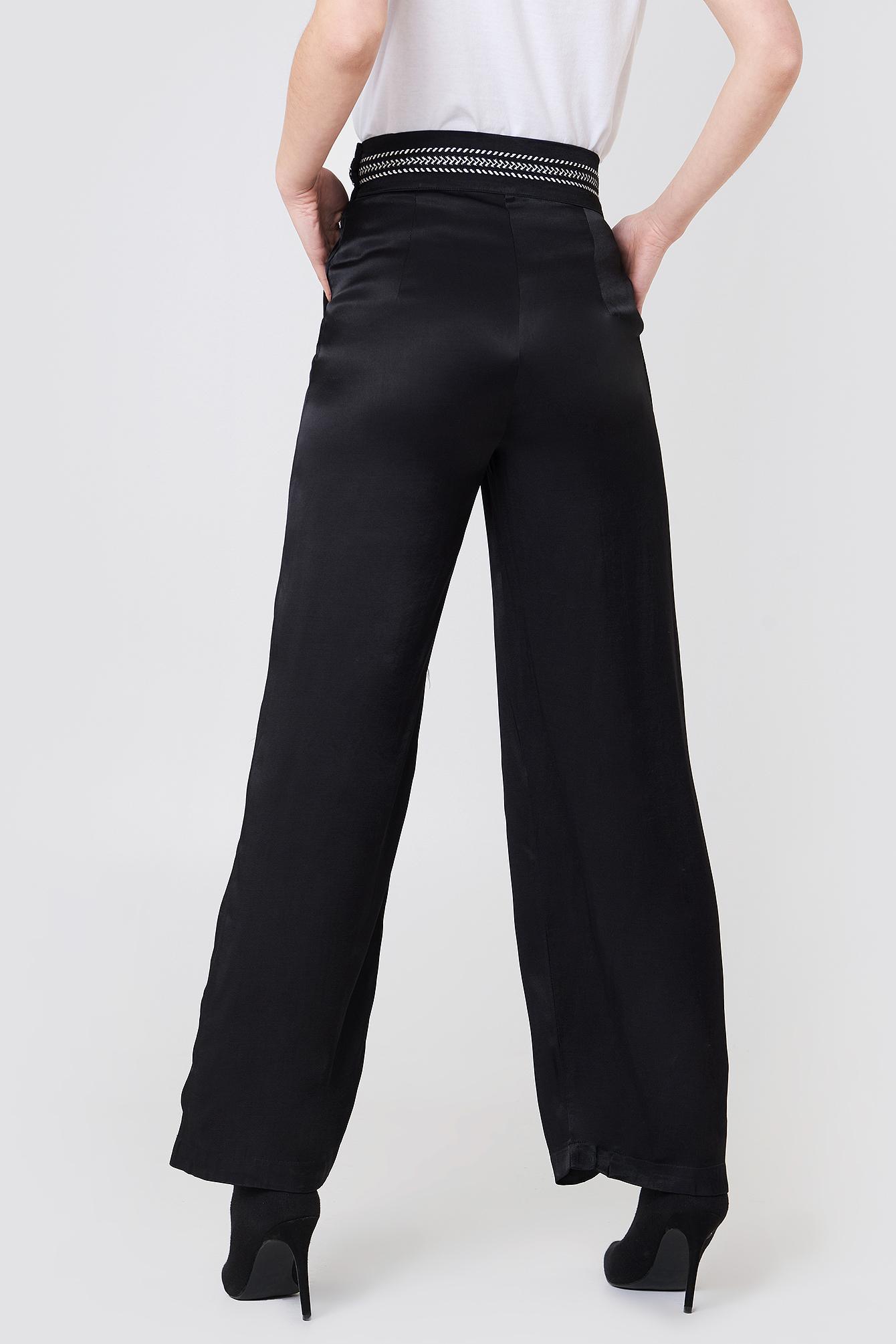 Spodnie New Romantics NA-KD.COM