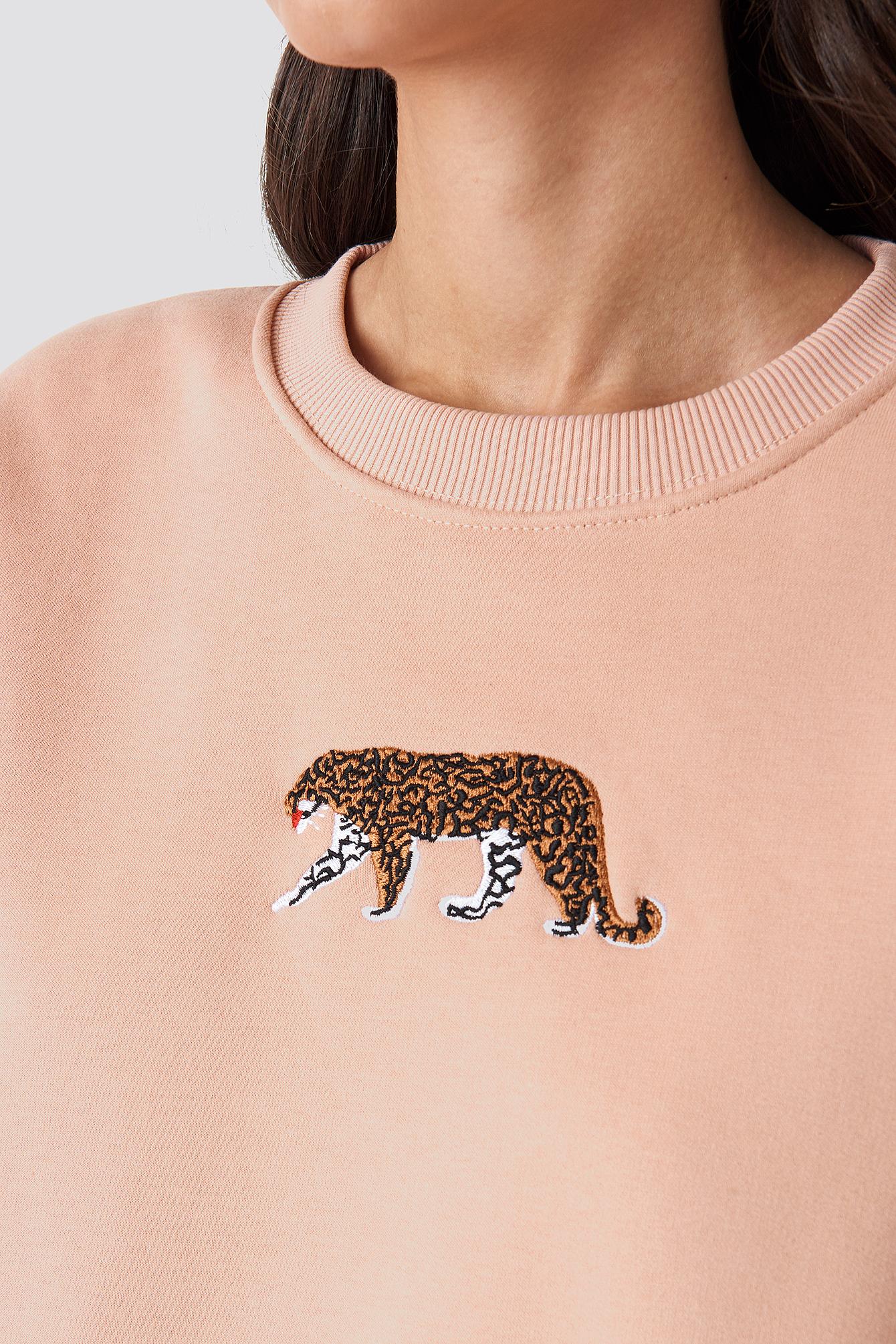 Tiger Sweatshirt NA-KD.COM