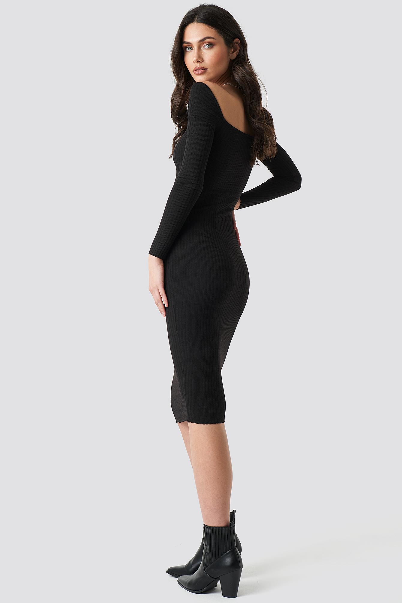 Square Dress NA-KD.COM