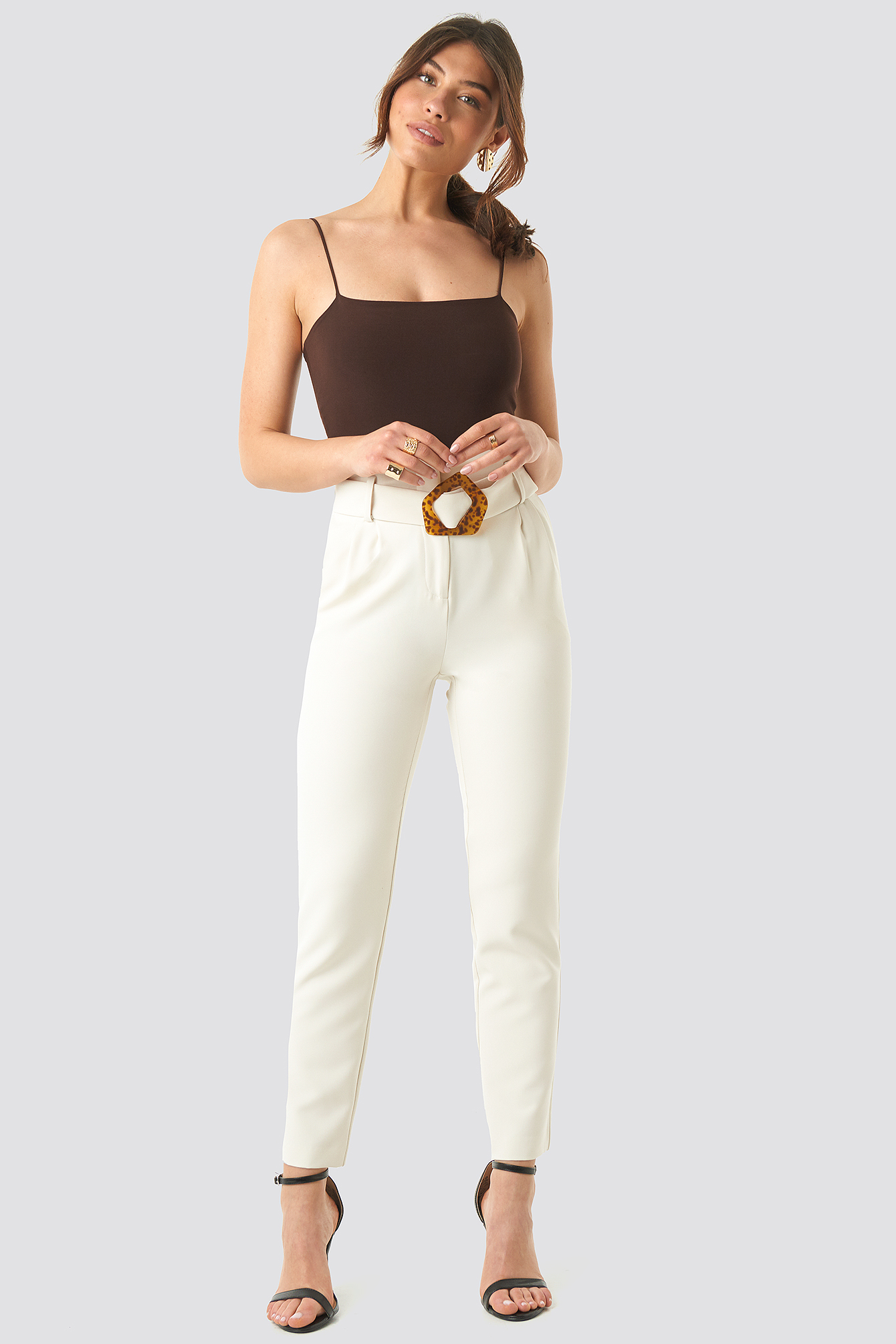 Thin Strap Bodysuit NA-KD.COM
