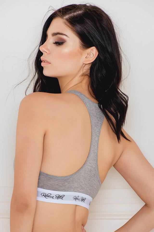 Bralette Grey