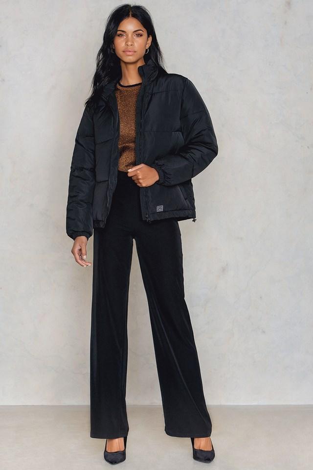 Cora Jacket Black
