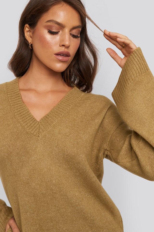Erin Sweater Tan