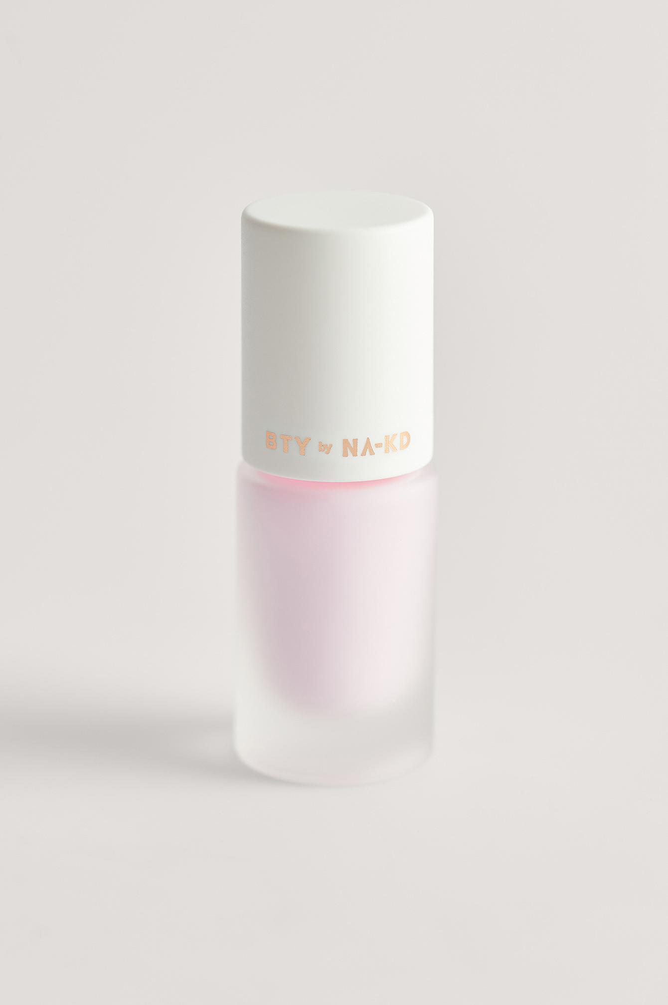 BTY by NA-KD Mini Nail Polish - Pink