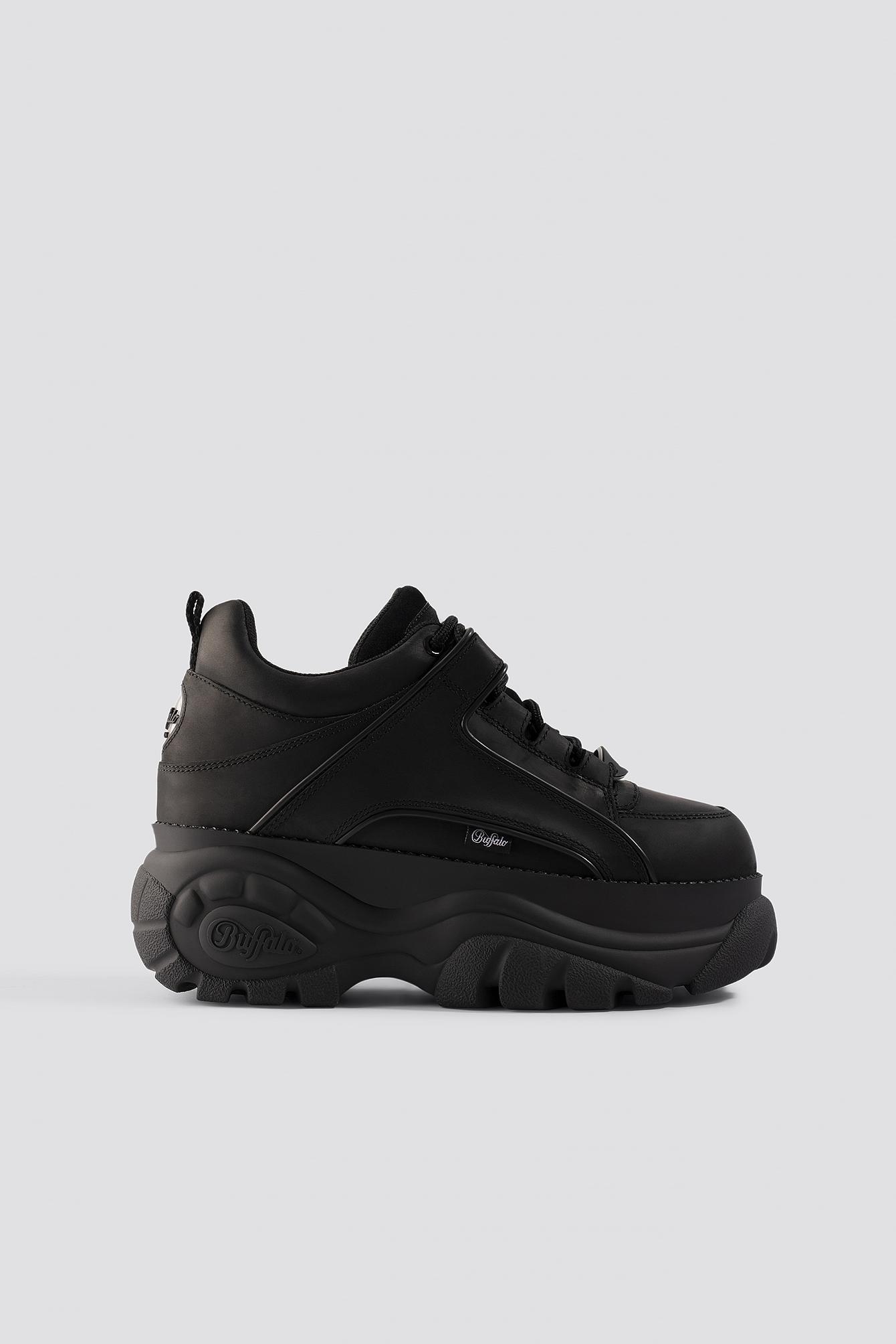 buffalo -  1339-14 Sneaker - Black