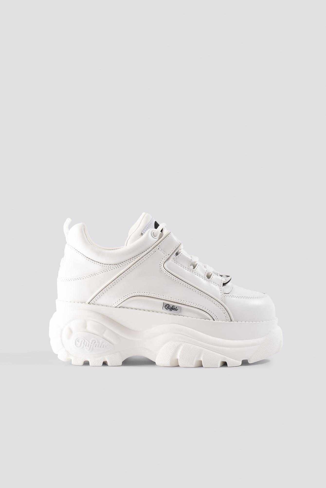 buffalo -  1339-14 Sneaker - White