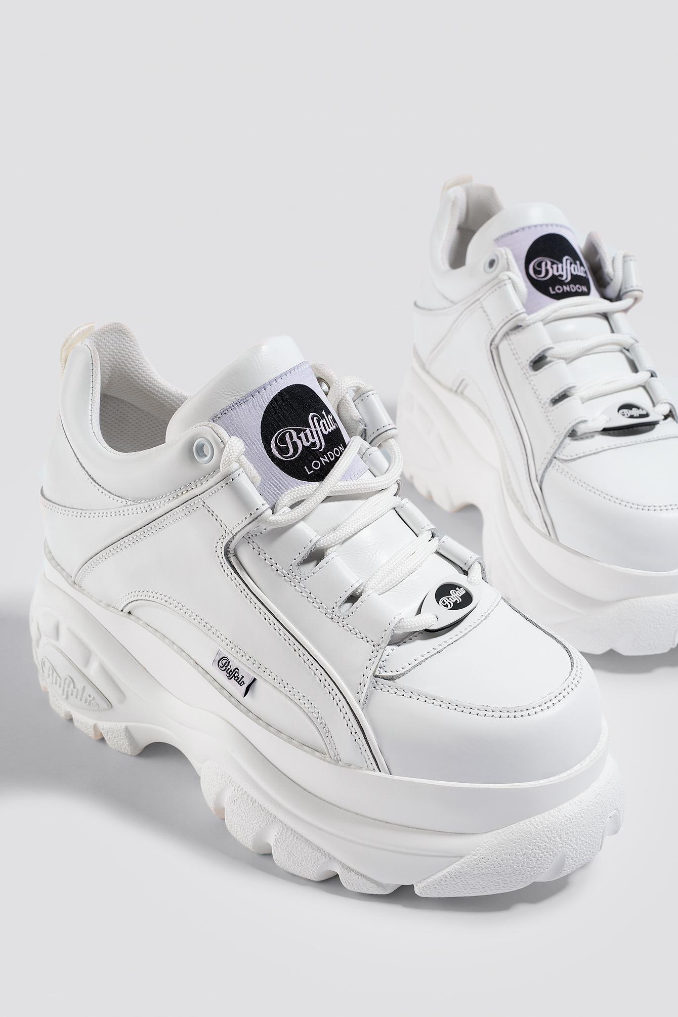 buffalo -  1339 Sneaker - White