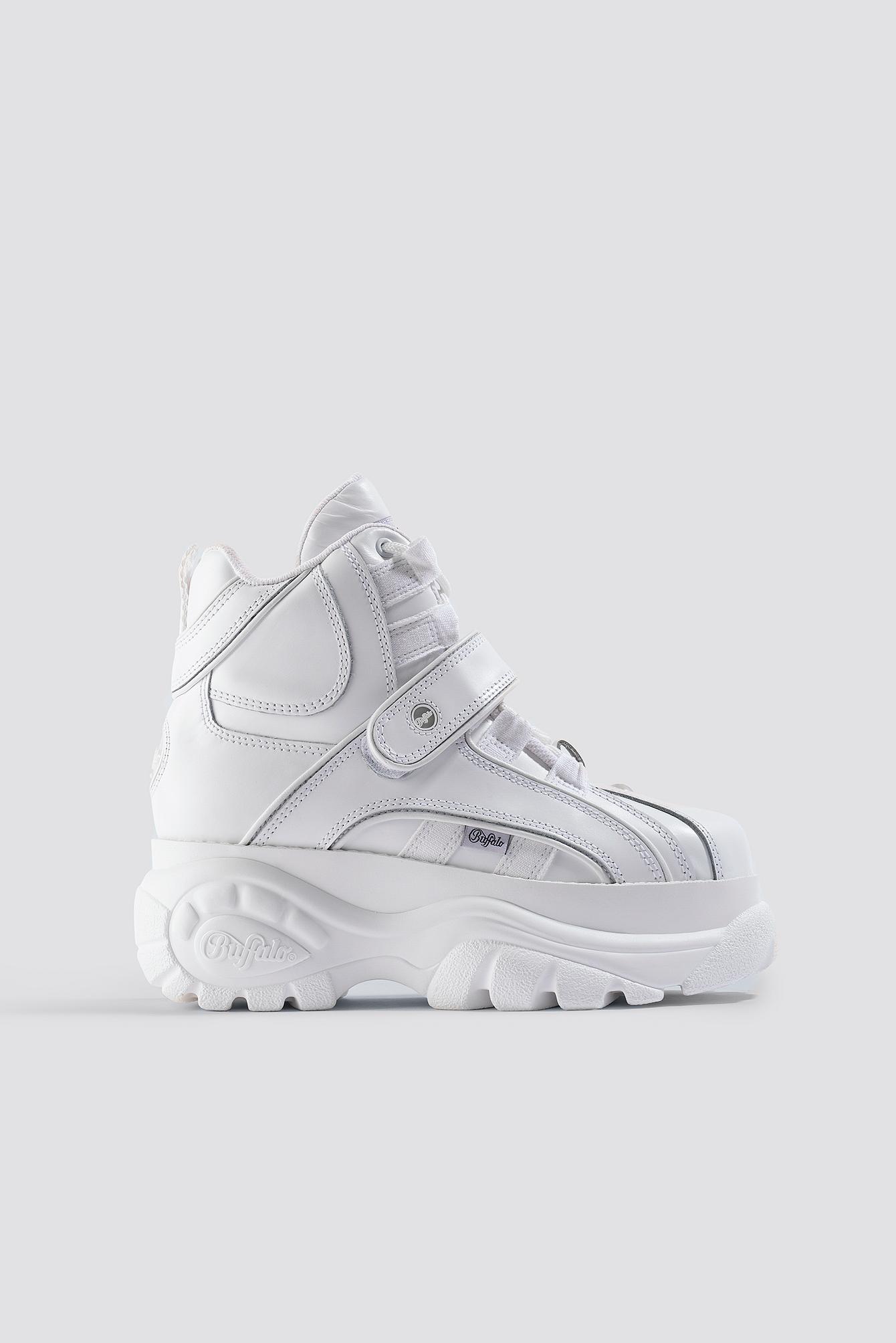 buffalo -  1348 Sneaker - White