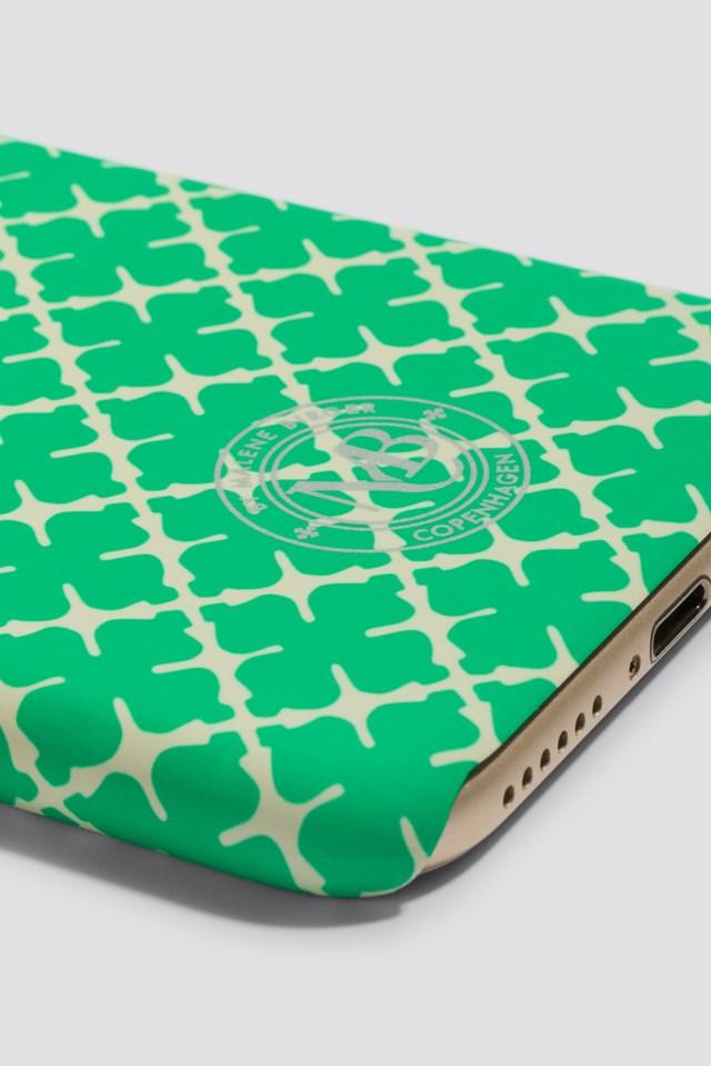 Pamsy iPhone 7/8 Case Green Garden