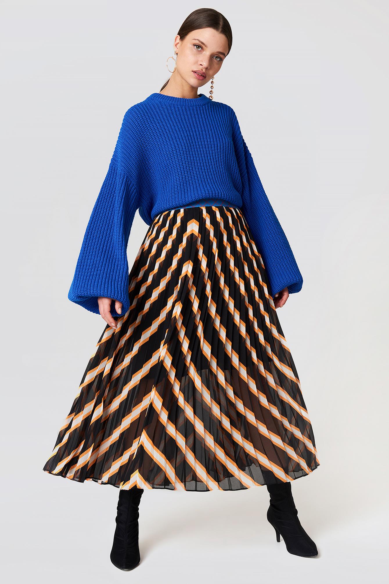 Alvilamma Skirt NA-KD.COM