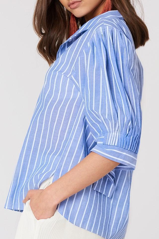 Brigonia Shirt Hyper Blue