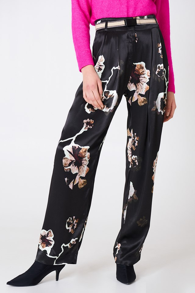Eskilda Pants Black