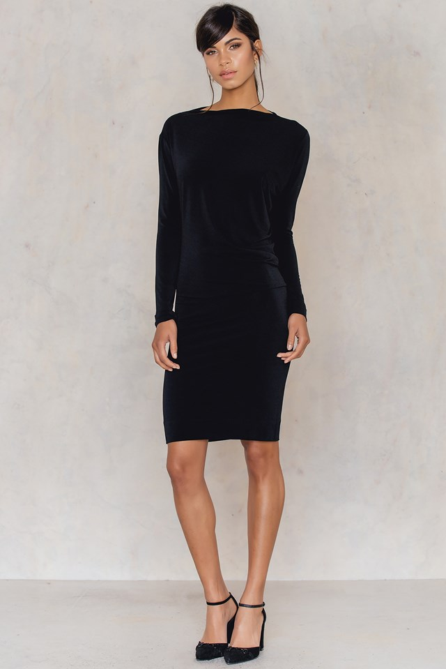 Finae Dress Black