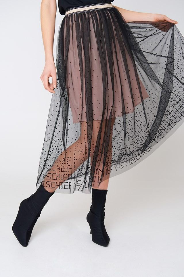 Loish Skirt Black