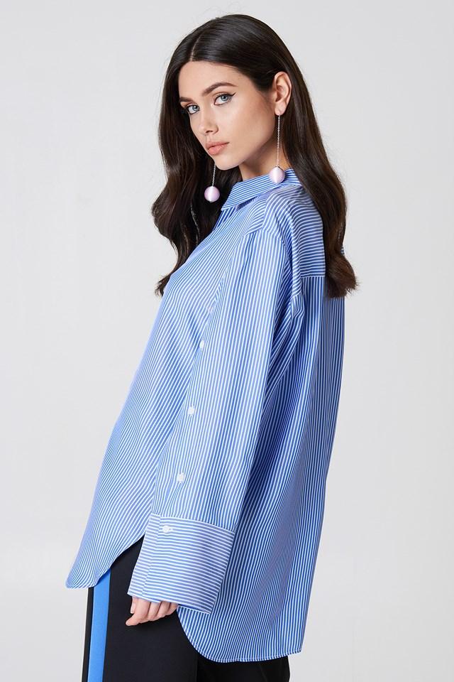 Nadeonso Shirt Hyper Blue