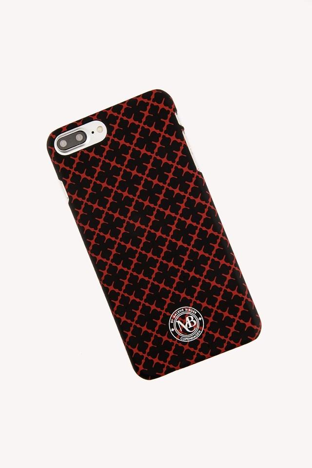 Pamsy iPhone 7/8 Plus Case Autumn Red