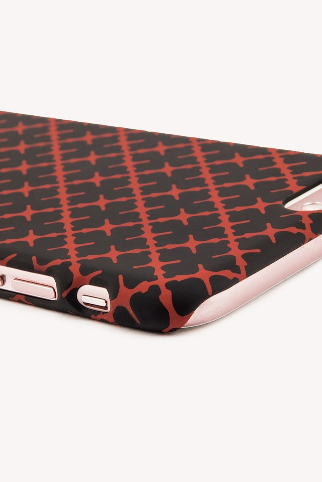 Pamsy iPhone 6 Case Autumn Red