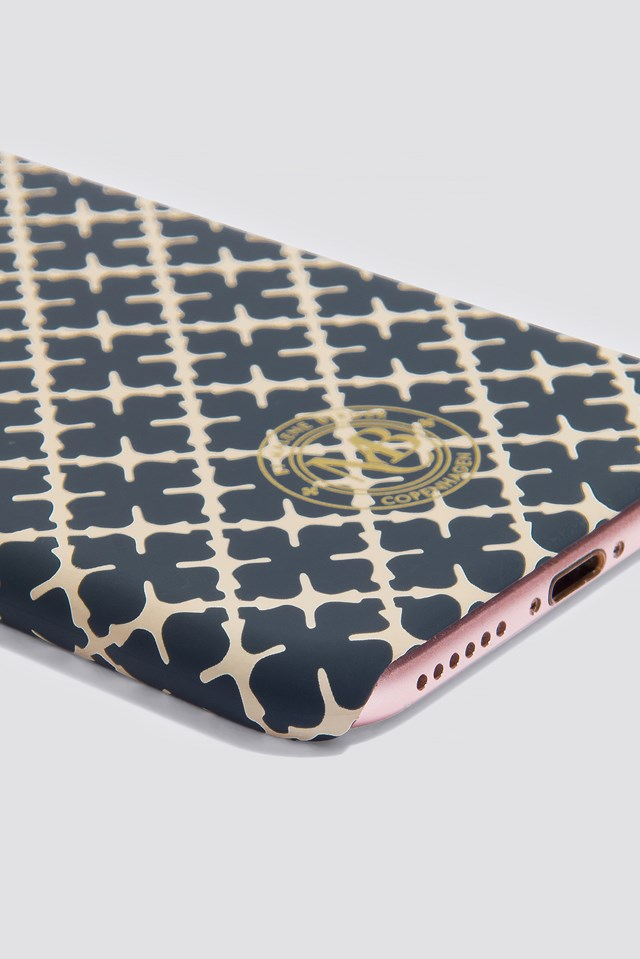 Pamsy iPhone 7/8 Case Linen Rose