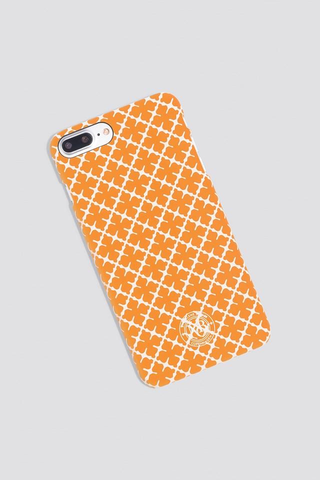 Pamsy iPhone 7/8 Plus Case Newport Orange