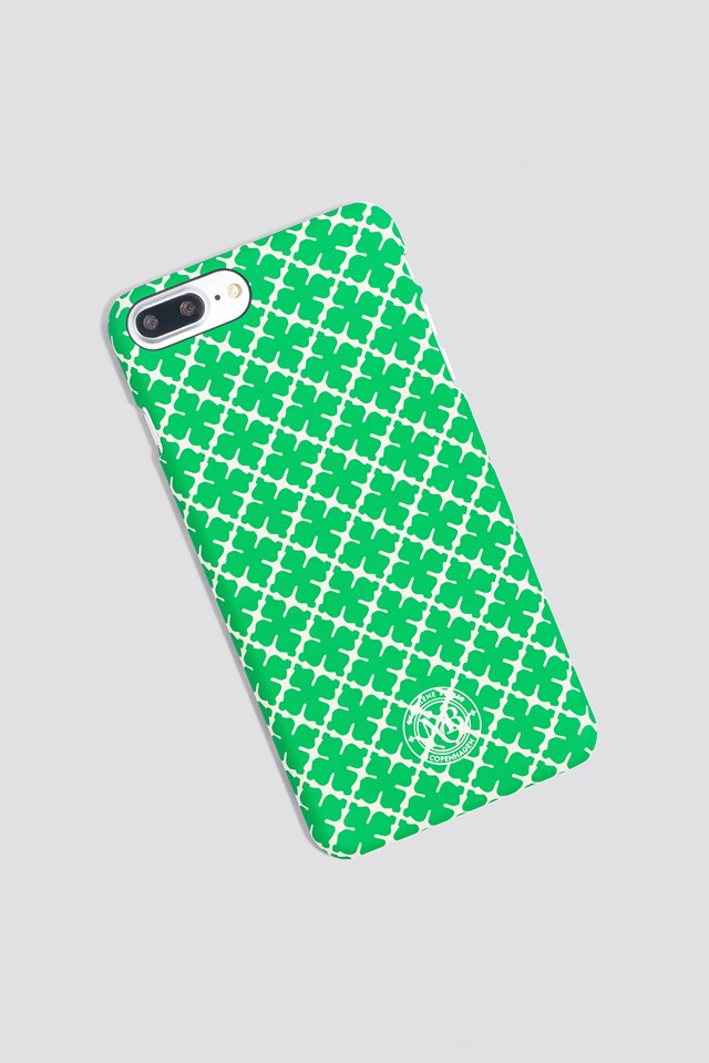 Pamsy iPhone 7/8 Plus Case Green Garden