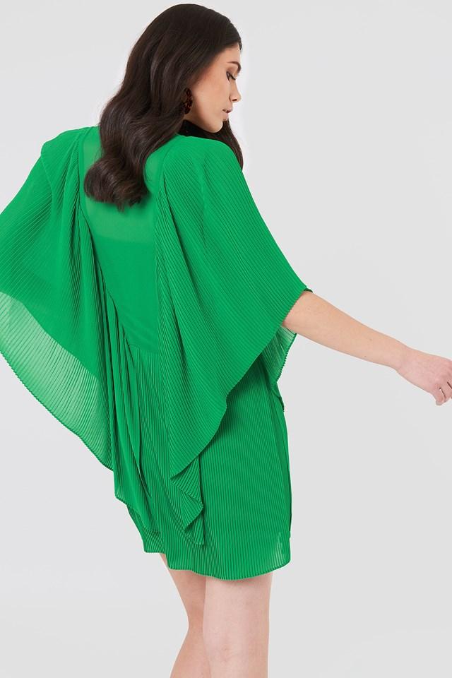 Philanfi Dress Green Garden